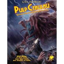 CoC RPG - Pulp Cthulhu Base HC