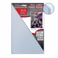 Comic Toploader, Silver Pack (10)
