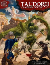 D&D RPG: Critical Role Tal'Dorei Campaign Setting for 5th Ed
