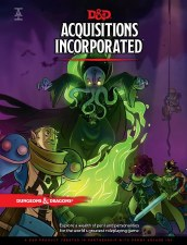 D&D RPG Acquisitions Incorporated HC Book