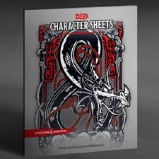 D&D RPG: Character Sheets (24)
