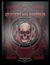 D&D RPG: Baldur's Gate DescentInto Avernus Hobby Exclusive