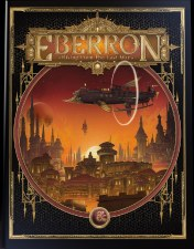 D&D RPG: Eberron Rising From Last War Hobby Exclusive HC Boo
