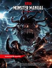D&D RPG: Monster Manual