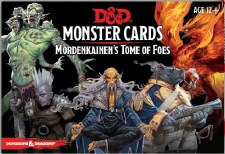 D&D Monster Cards Mordenkainens Tome of Foes