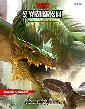 D&D RPG: Starter Set 5th Ed