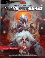 D&D RPG: Waterdeep Dungeon ofthe Mad Mage HC Book