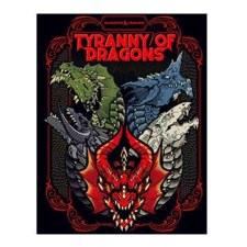 D&D RPG: Tyranny of Dragons HCBook