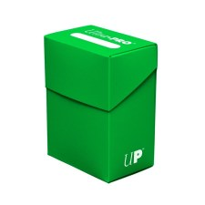 DB Lime Green Solid Ultra ProDeck Box