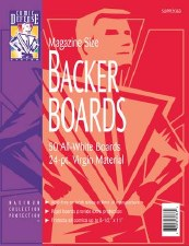 CDS Magazine Backer Boards (50) ORDER ONLY