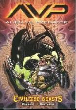 AvP TP Vol 02 Civilized Beasts