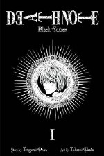 Death Note Black Ed TP Vol 01(Of 6)