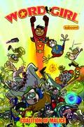 Wordgirl GN Vol 01 Coalition Of Malice