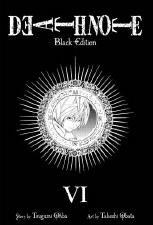 Death Note Black Ed TP Vol 06(of 6)