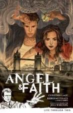 Angel & Faith Tp Vol 01 Live Through This