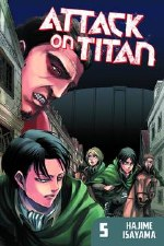 Attack On Titan GN Vol 05 (C: 1-0-0)