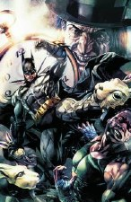 Batman Arkham Unhinged HC Vol02