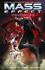 Mass Effect Foundation Tp Vol01
