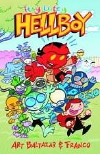 Itty Bitty Hellboy TP