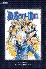 D Gray Man 3in1 TP Vol 03