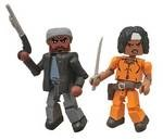 Walking Dead Minimates 5 Michonne/Tyreese