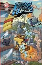 Hero Cats Tp Vol 01 (Nov140905)