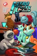 Hero Cats Tp Vol 02 (Jun150861)