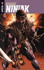 Ninjak TP Vol 01 Weaponeer