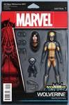 All New Wolverine #1 Christopher Action Figure Var