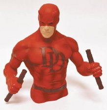 Bank: Daredevil Px Bust Bank Red Ver