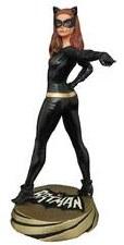 Catwoman Statue, Batman 1966 Prem Coll