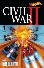 Civil War II #1 (Of 8) Hot Wheels Var (1:10)
