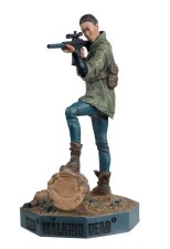 Walking Dead Fig Mag #10 Sasha