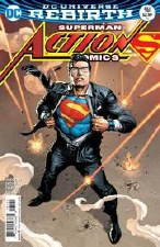 Action Comics #961 Var Ed