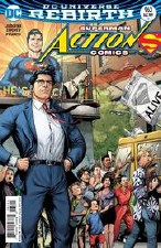 Action Comics #963 Var Ed