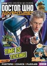 Doctor Who Adventures Magazine#19