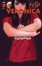 Betty & Veronica #3 Cvr B VarAdam Hughes Veronica