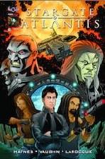 Stargate Atlantis Gateways #1Main Cvr