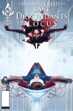 Assassins Creed Locus #3 (Of 4) Cvr B Glass (Mr)