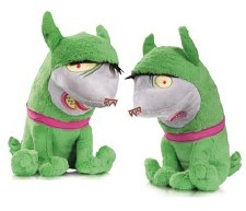 Crackers & Giggles Plush Toy 2Pk DC SuperPets