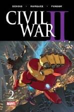 Civil War II #2 (Of 8) 3rd PtgDjurdjevic Var