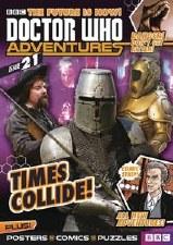 Doctor Who Adventures Magazine #21