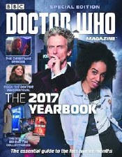 Doctor Who Magazine Special #45 2017 Yearbook