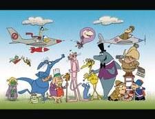 Pink Panther Cartoon Hour Special Main Cvr