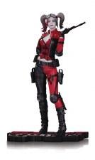 Harley Quinn Red White & BlackStatue Injustice 2 (#2276/5000