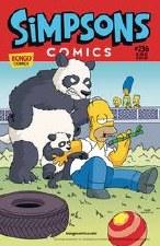 Simpsons Comics #236