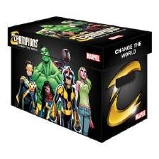 Box, MG Comic Box Champions