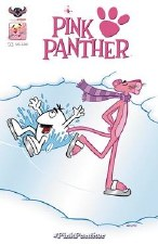 Pink Panther Snow Day ClassicPink Cvr