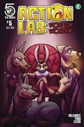 Action Lab Dog Of Wonder #5 Cvr A Leeds