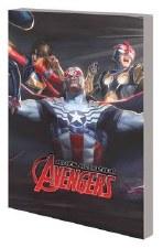 ANAD Avengers TP Vol 03 CivilTP Vol 03 Civil War II